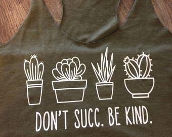 Succulent Shirt
