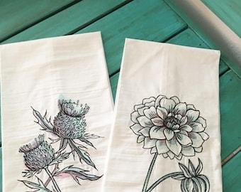 Flour Sack Towel Set of 2