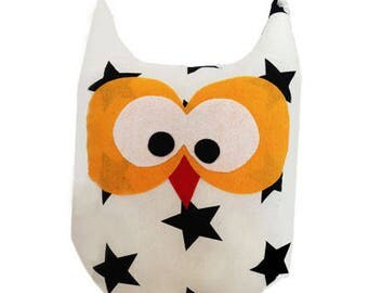 Owl pillows  High quality decorative hand made pillows for kids and adults