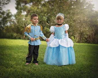 Prince Costume from Disney's Cinderella it's Prince Charming / Disney inspired Prince Charming Suit, baby, toddler, child, boy