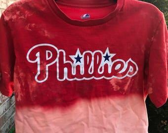 Vintage Phillies crop top