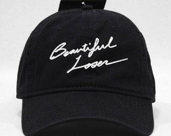 Beautiful Loser hat