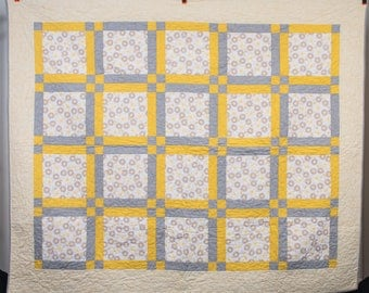sashed quilt