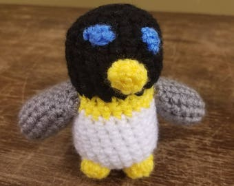 Crochet Penguin