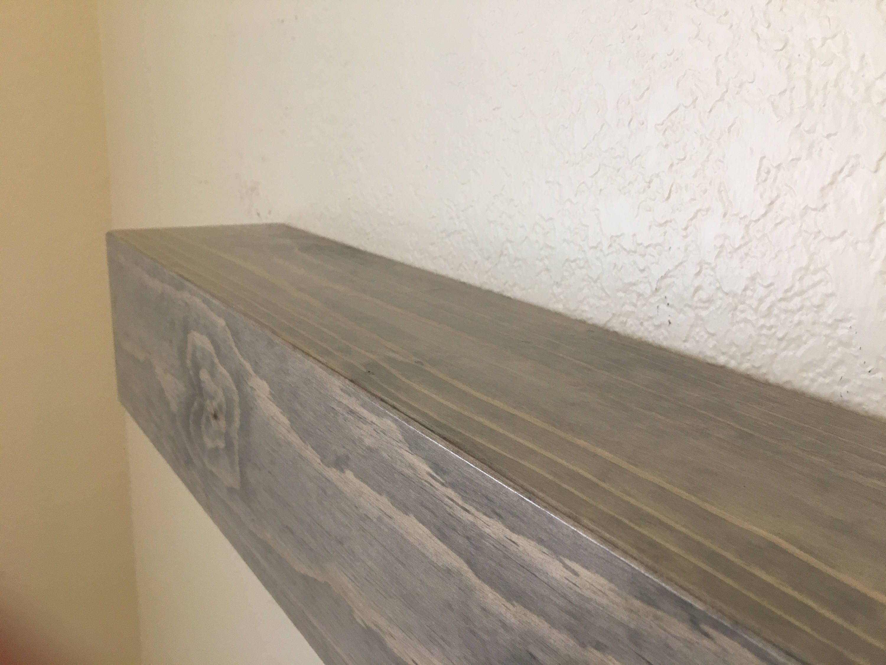 weathered oak fireplace mantel mantel shelf floating mantel