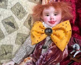 Boudoir doll Syoma
