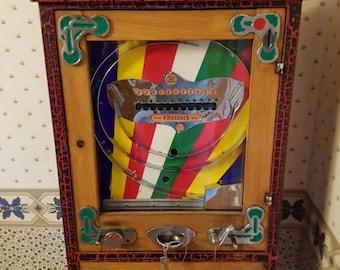 Bryans Elevenses penny arcade machine