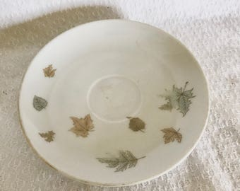 Set of 3 Leaf Saucers
