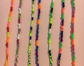 Customized Spiral Knot Bracelet