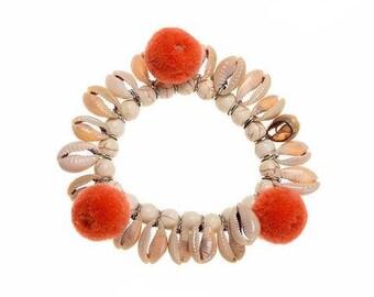 Sweet peach bracelet