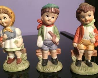 Cute Little Vintage Figurines