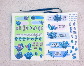 Crystal Clear Monthly Kit