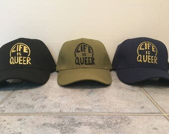 Life Is Queer Hat