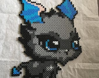 Baby Dragon Perler Design