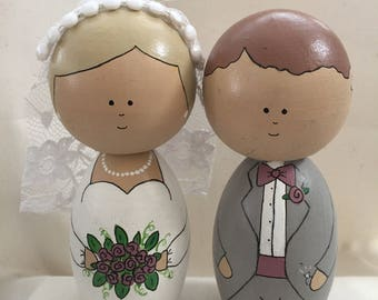 Customized Wedding Dolls/Cake Topper