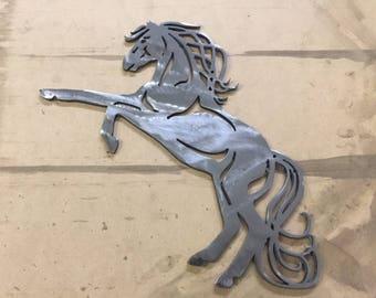 Horse wall decor | Etsy