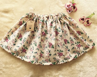 Lightweight cotton skirt age 2-3 years