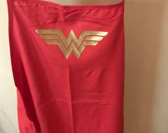 Wonder Woman Themed Apron