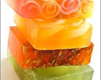 Glycerine Soaps - Approx 100g