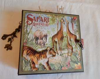 Safari Adventure Mini Album