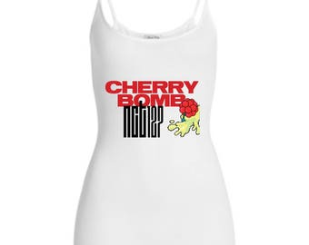 NCT 127 Cherry Bomb Women's Tank