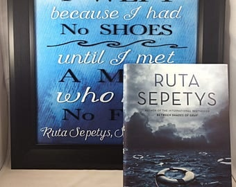 Salt to the Sea Quote Picture