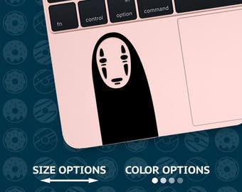 no-face, no-face decal, no-face sticker, no-face vinyl, noface, noface decal, spirited away decal, spirited away anime, studio ghibli decal