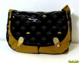 "Woman - ""Umbrella"" Musette bag Messenger bag"