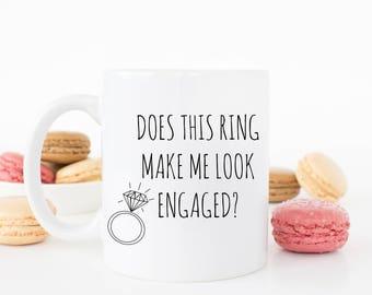 Does this ring make me look engaged mug