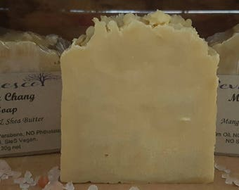May Chang Soap ~ With Mango Butter & Shea Butter