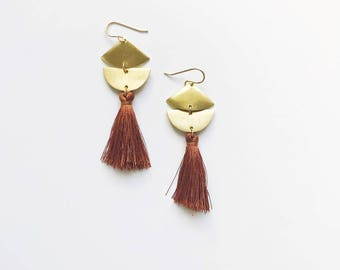 The Janet Earrings, more colors available