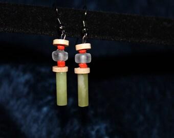 Boho Chic Funky Earrings