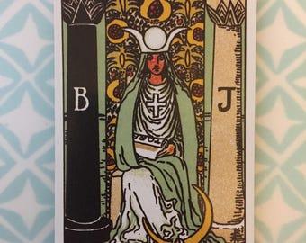 One Card Tarot Reading