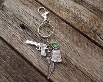 Original Team Arrow Inspired Keychain