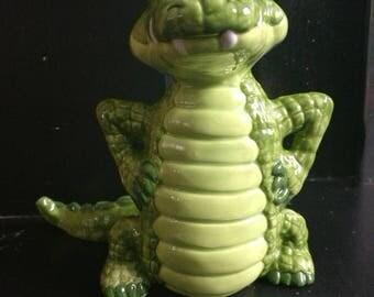 Tick Tock Croc Ornament