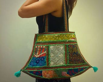 Banjara Gypsy/Tribal Hobo Bag