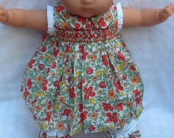 set Liberty Grenadine 36 cm doll clothing