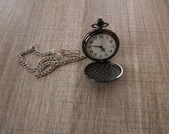 Pocket Watch with chain for hanging on a Pocket