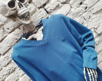Vintage LACOSTE knit sweater