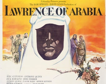 0082 Lawrence Of Arabia