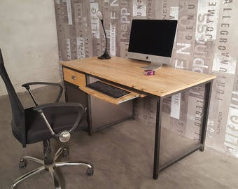 Office Industrial oak