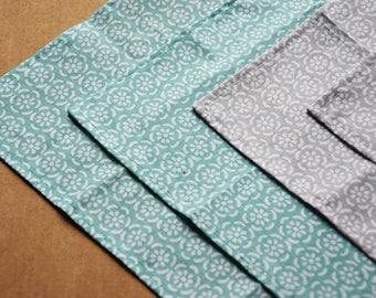 Tissue Kleenex graphic flowers 25 cm * 25 cm