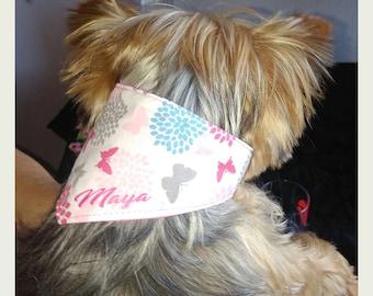 Custom dog and cat bandana Snood