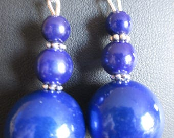 crescendo of magic pearls earrings