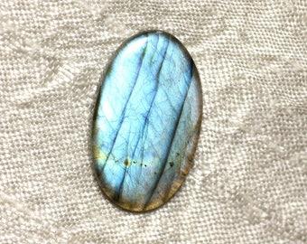Cabochon - Labradorite stone oval 27x17mm N61 - 4558550085153