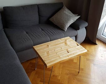 Coffee Table Table Spruce table Table hand work