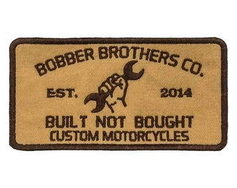 BOBBERBROTHERS CO. PATCH