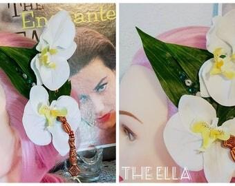The Ella - Tiki Hair Clip