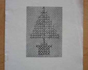 Cross-Stitch Dryad leaflet number 110