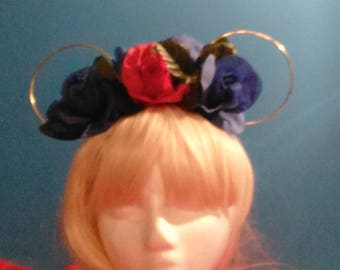 Snow White Rose Ears